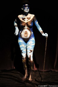 2nd Body Painting 2014