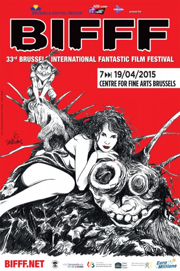 BIFFF 2015 Poster