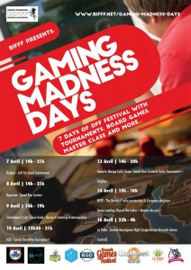 Gaming Madness Days