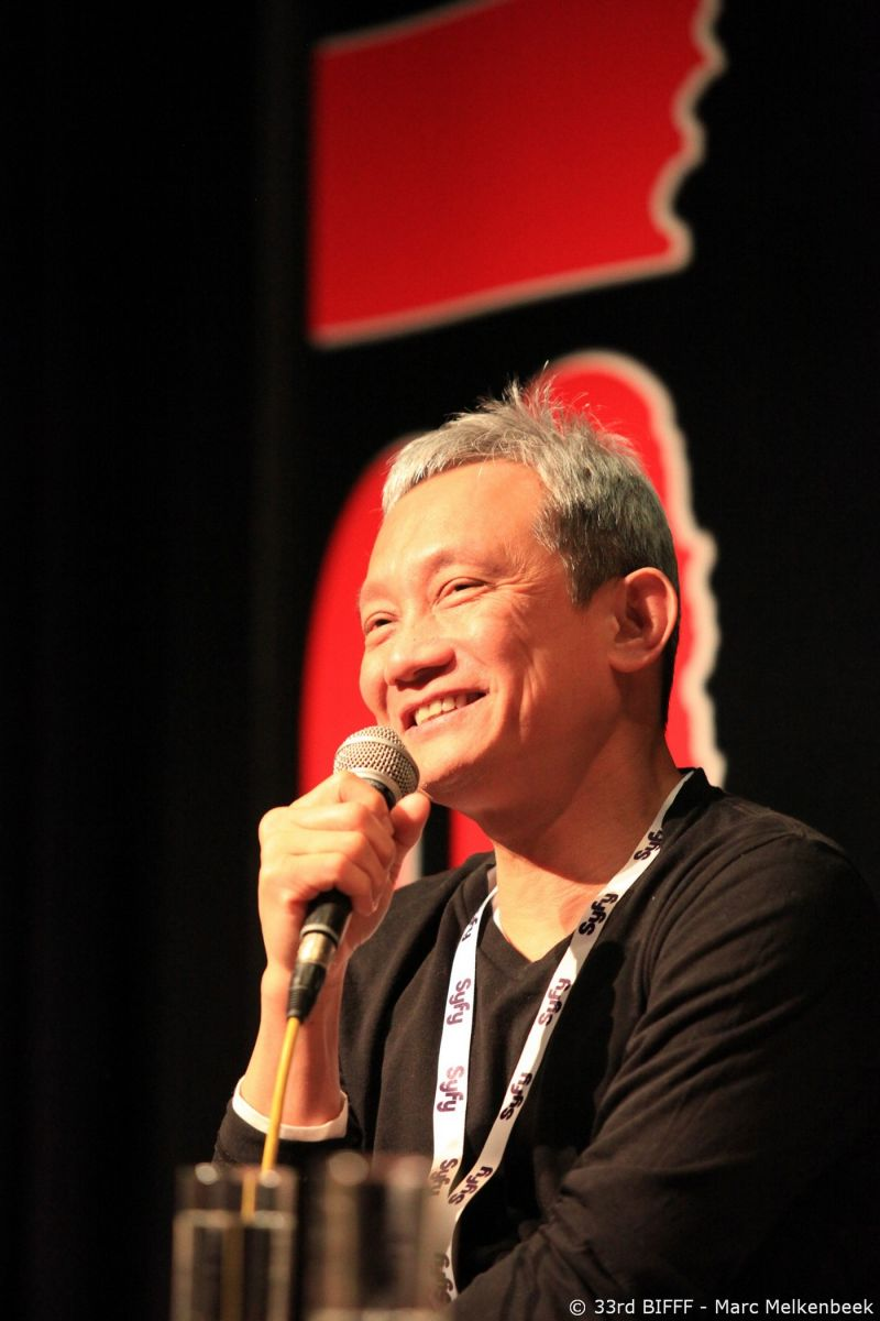 Jacob Cheung Director - The White haired witch of lunar kingdom