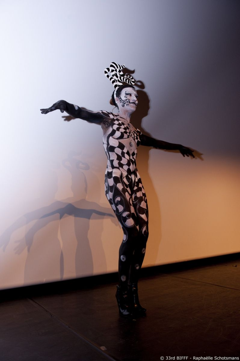 Body Painting Show