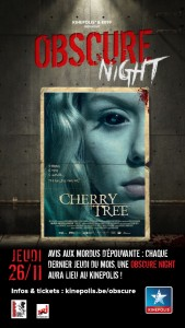Obscure Night Cherry Tree
