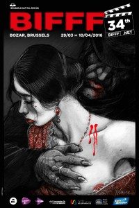 34th BIFFF Poster