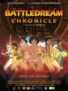 Battle Dream Chronicle Poster