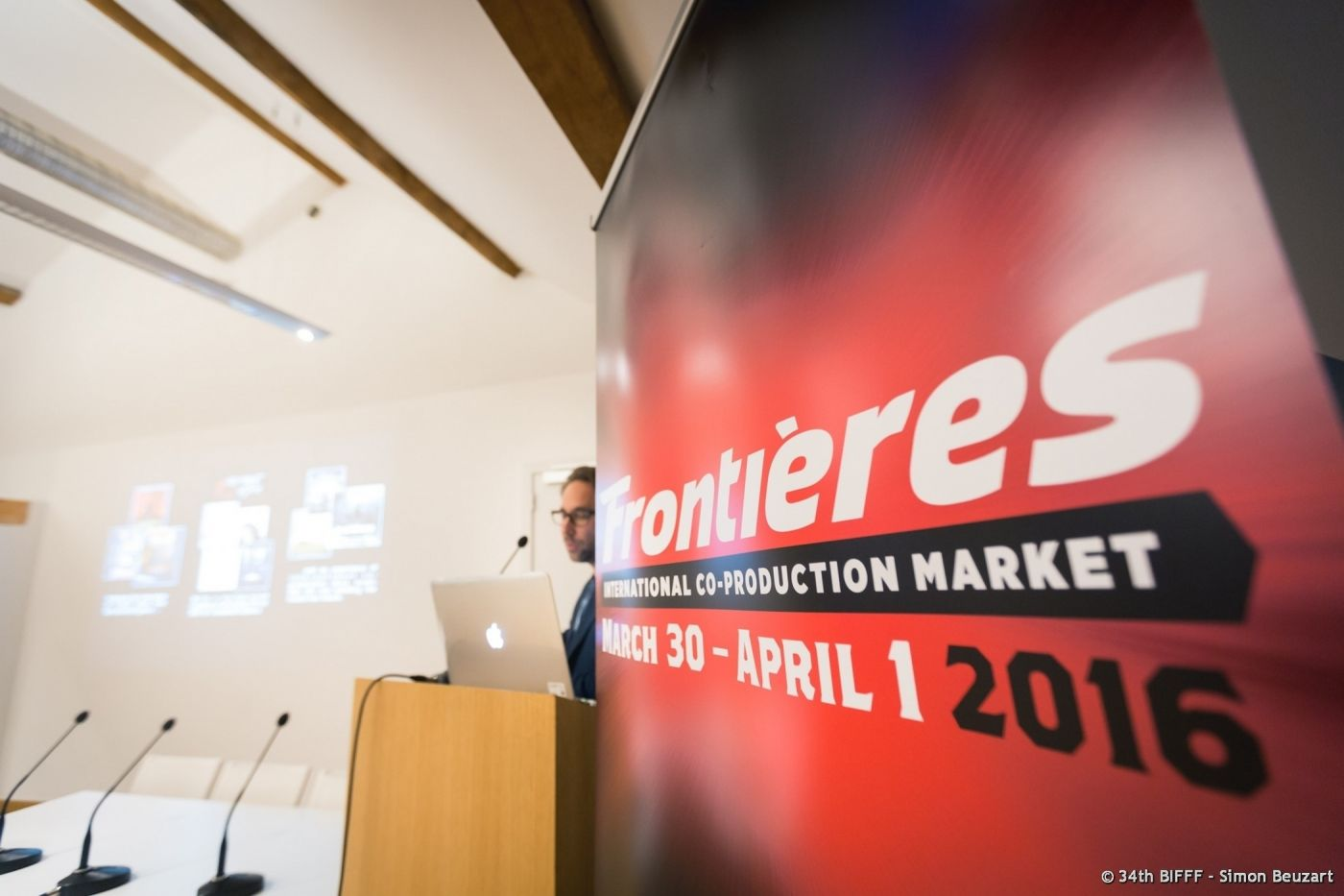 Frontières - Pitching Session