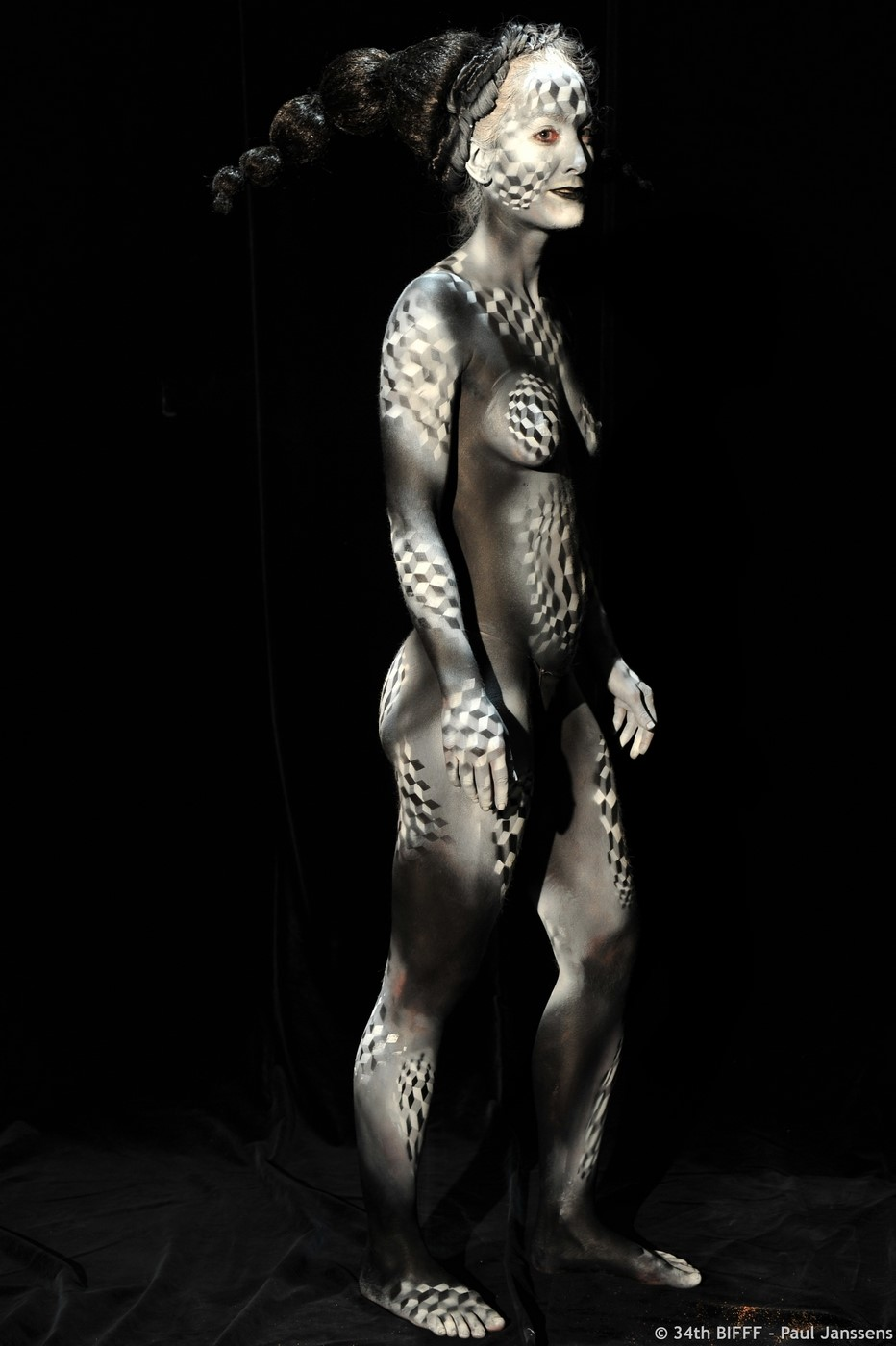 1st Prize 29th Bodypainting
