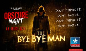 The Bye Bye Man Fr