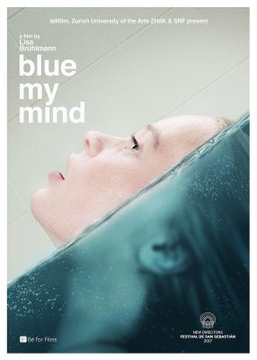 Blue my mind