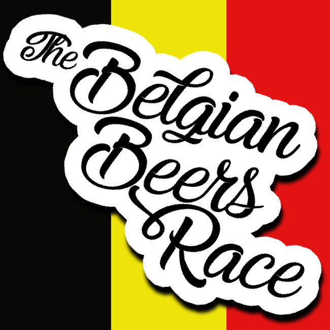 Belgian beer race