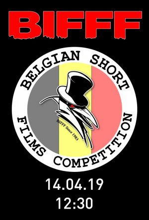 Belgian short films competition - poster