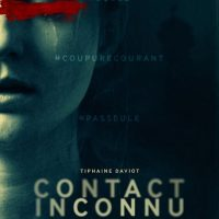 Contact Inconnu - European Shorts films competition - 2019 - poster