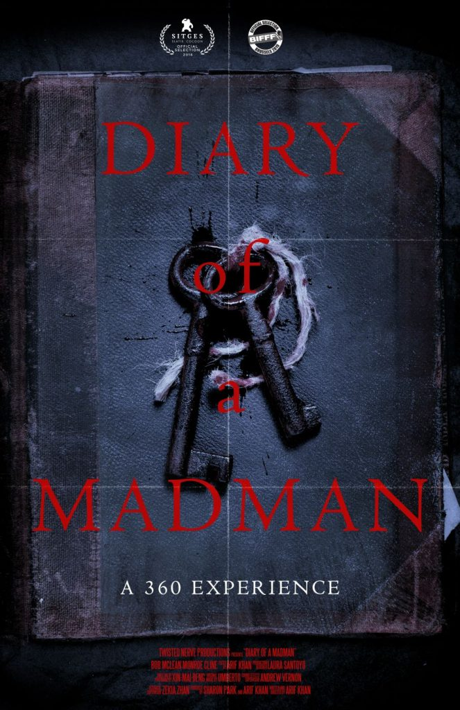 DIARY OF A MADMAN_Poster_VR_BIFFF2019