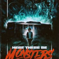HERE THERE BE MONSTERS - International Shorts 4 - 2019 - poster