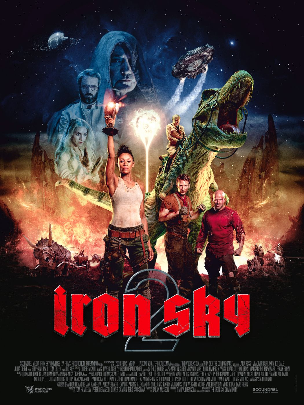 IRON SKY 2 (THE COMING RACE)