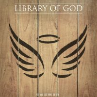 Library of god - European Shorts films competition - 2019 - poster